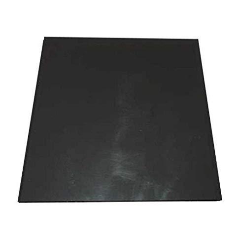 Viton, aus Gummi, 250 mm sq. thk-pad 3 mm-hohe Temperatur, chemischen Widerstand