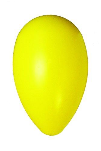 Jolly Pets JOLL051K Hundespielzeug Egg, 20 cm, gelb