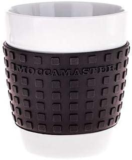 Moccamaster Bialy/Czarny keramikmugg, 300 ml