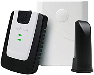 weBoost Basic Home (471101) Cell Phone Signal Booster Kit | Up to 1,500 sq. ft. | Rooms or Apartments | Verizon and AT&T |...