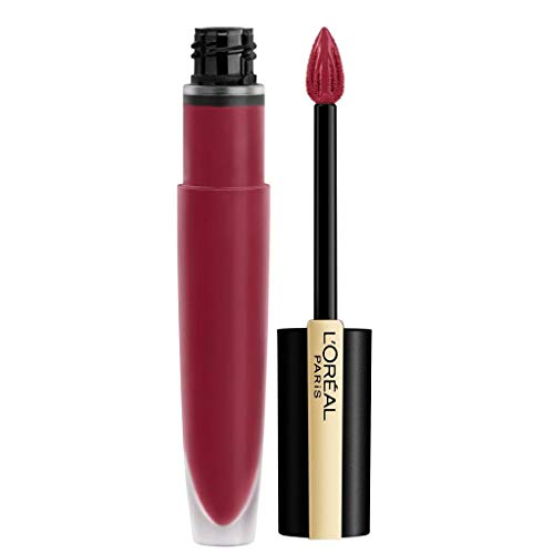 L'Oreal Paris Makeup Rouge Signature Matte Lip Stain, Discovered