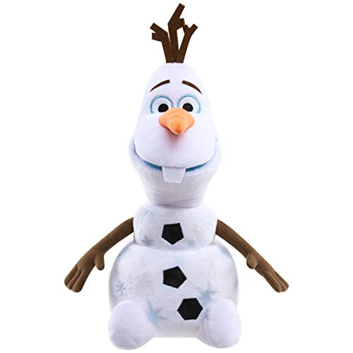 Disney Frozen Sing and Swing Olaf Exclusive Plush Figure