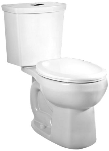 American Standard 2889.516.020 H2Option Dual-Flush Round Two-Piece Toilet Combo with Liner, White