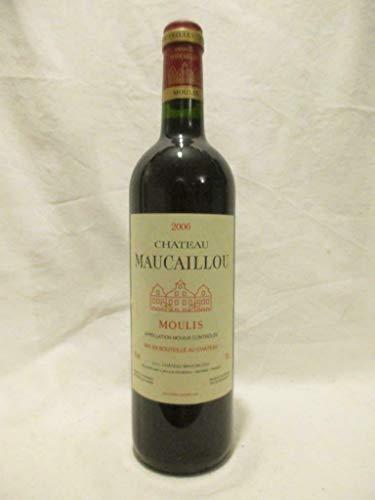 moulis château maucaillou rouge 2006 - bordeaux france