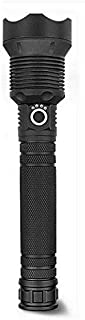 XHP90 /XHP70.2 Most Powerful 120000LM Tactical 3 Mode Zoom Flashlight LED Torch (XHP90)