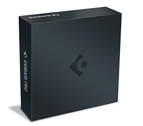 Steinberg Cubase Pro 10 - Software de edición de audio/música (Windows 10,Windows 7,Windows 8,Windows 8.1, Mac OS X 10.12 Sierra, Mac OS High Sierra (v.10.13))