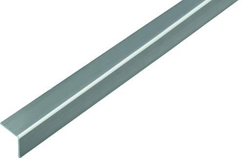 GAH-ALBERTS ángulo perfil–Autoadhesivo, plástico, 1000x 20x 20mm, 1pieza, imitación, 432959.0
