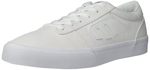 Etnies Calli-Vulc W'S, Zapatos de Skate Mujer, Goma Blanca Blanca, 36 EU