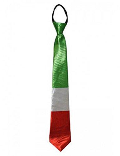 Cravate supporter Italie