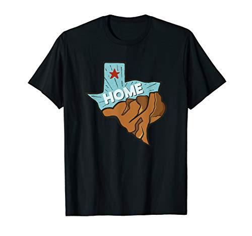 Texas State Gift Souvenir | Texas Home T-Shirt