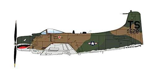 HOBBY MASTER 1/72 A-1H スカイレイダー 第22特殊作戦飛行隊 ゾロス 完成品