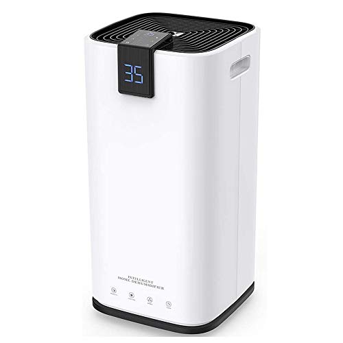 Best Price HWZQHJY 70 Pints Dehumidifiers for Home Basements, Bathroom and Large Room up to 4,000 sq...