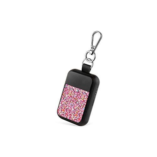 Usbepower WIPOP - Llavero Cargador KEYWI Pink Lightning