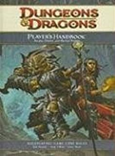 Dungeons & Dragons Player's Handbook: Arcane, Divine, and Martial Heroes (Roleplaying Game Core Rules) (0786948671)   Amazon price tracker / tracking, Amazon price history charts, Amazon price watches, Amazon price drop alerts