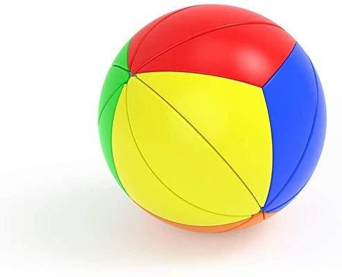 LINANNAN Bola de la Hoja de Arce Cubo mágico, esférica 3 Pedido Maple Leaf Cubo, niños de la Hoja de Arce de los Juguetes educativos