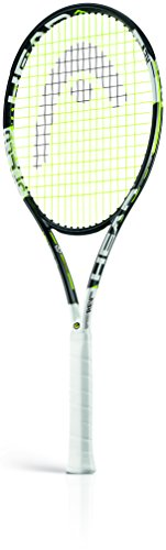 Head Graphene XT Speed Rev Pro - Raqueta de tenis, color negro/verde/blanco, talla S20