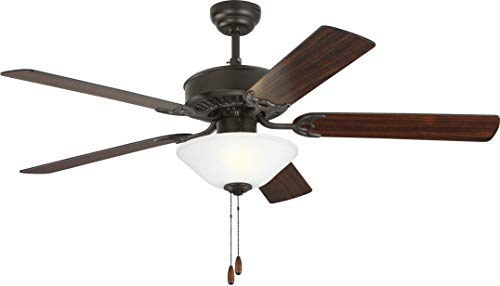 Monte Carlo 5HV52BZD Haven 52' Ceiling Fan with LED Light...