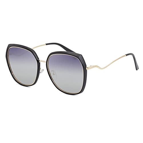 BANLV Gafas de Sol polarizadas Gafas de Sol de Mujer Gafas de Mujer