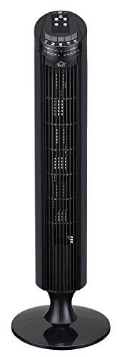 Dcg eltronic Ventilatore a Colonna Torre con Telecomando senza Pale VE9295 T