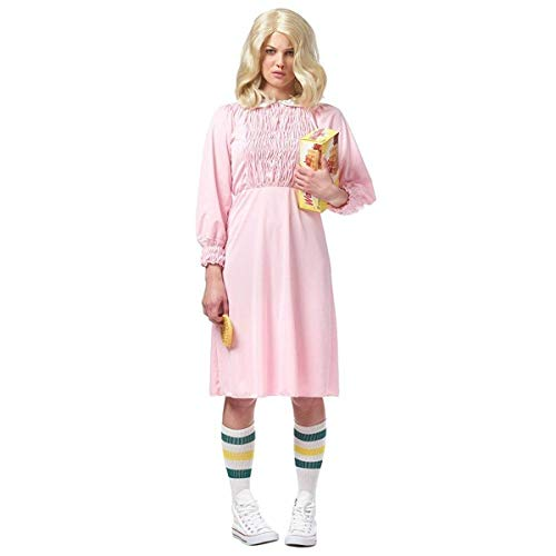 Strange Girl Women's Costume, Pink: Medium