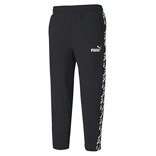PUMA Herren Amplified Pants TR Jogginghose, Black, XL