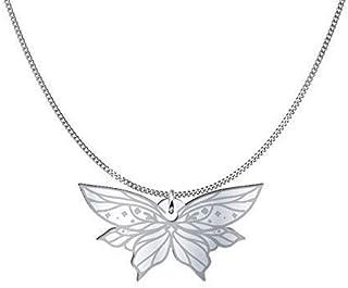 Collana farfalla, Sterling Silver o placcato oro 18K, gioiello regalo amicizia, migliori amici