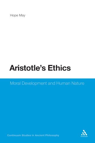 Aristotle's Ethics: Moral Development and Human Nature (Continuum Studies in Ancient Philosophy)