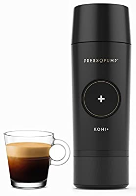 Mini Espresso Coffee Maker by Pressopump