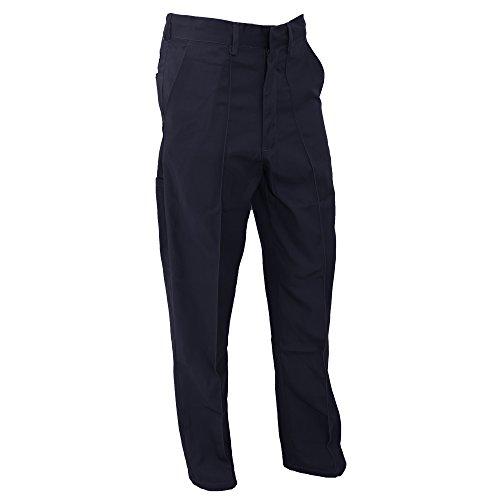 Dickies - Pantalones de trabajo Modelo Redhawk hombre caballero (longitud pierna Tall) (Cintura 127cm x Long/Azul real)