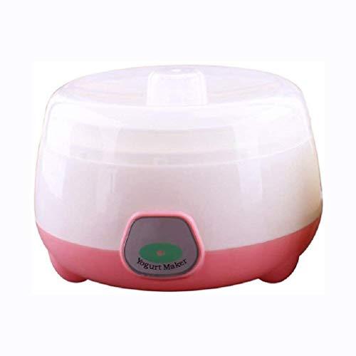 XJJZS Inizio del Yogurt Che Fa Macchina -Homemade Automatico Yogurt Maker Elettrico Crema di Yogurt Che Fa Macchina