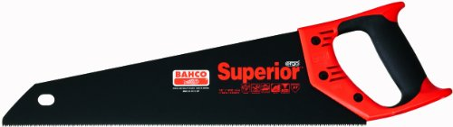 BAHCO 2600-16-XT11-HP 16 Inch Ergo Superior Handsaw with XT Toothing