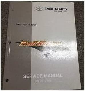 2002 POLARIS TRAIL BLAZER TRAILBLAZER 250 ATV QUAD Service Shop Repair Manual x