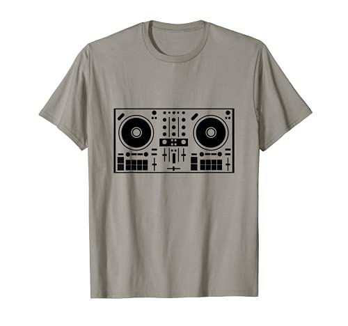 Contrôleur DJ T-Shirt