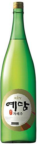 Kooksoondang Kooksoondang Sake Vino De Arroz Cha Rye Ju - 1800 ml