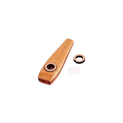 Alnicov Holz Kazoo Orff Instrumente Ukulele Gitarre Partner Holz Mundharmonika