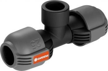 T-Stück Sprinkler-System, 25x19 mm