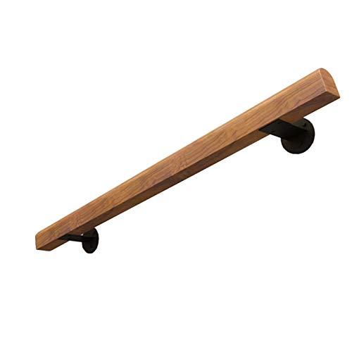 KUNYI Holz-Treppengeländer, Wand-Anti-Rutsch-Sicherheit Indoor-Korridor Passage Geeignet for alle Arten von Menschen (Size : 70cm)