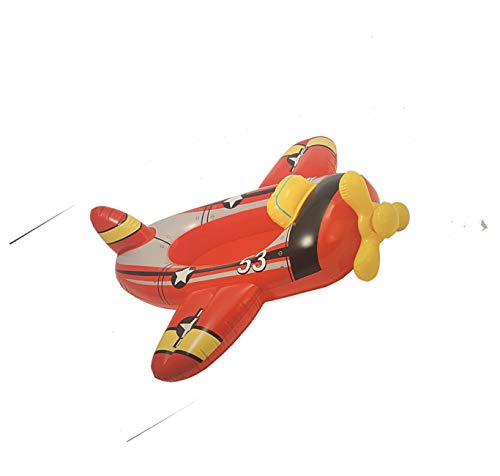 Red Airplane Pool Cruiser