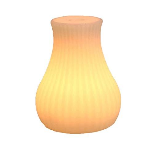 N/A ZPZDD Noche de la Forma LED de luz Creativa florero Decorativo de Noche lámpara de luz for el Dormitorio de la Sala Bar