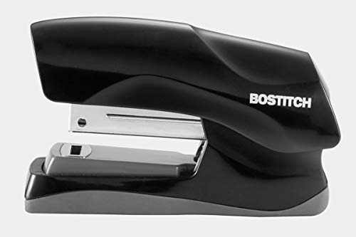 Bostitch Stapler with Staples Value Pack Set, Heavy Duty Stand Up Stapler, Black, 40 Sheet Capacity with 5000 Staples, Small Stapler Size, Fits Into The Palm of Your Hand (B175-BLK -VP) Photo #3