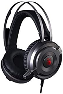 Bloody G520S Virtual 7.1 Surround Sound Gaming Headset,Omni-Directional Mic,Auto-Adjusting Headband,Tangle-Free Cable,Larg...