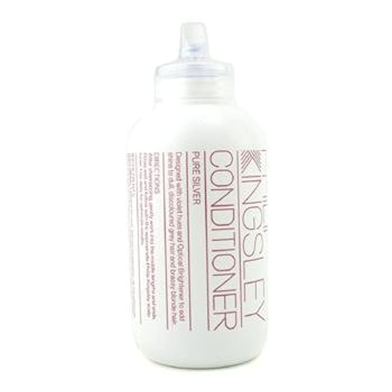 抜け目のないエチケットソファー[Philip Kingsley] Pure Silver Conditioner ( For Dull Discoloured Grey Hair and Brassy Blonde Hair ) 250ml/8.45oz