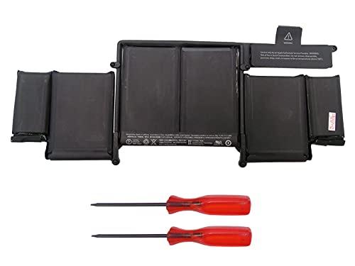 CYDZ 11.34V 6330mAh Bateria de laptop A1493 A1502 para Apple Macbook Pro Retina 13' A1493 A1502 (Late 2013 to Mid 2014) ME864LL/A ME866LL/A MGXD2XX/A MGX92XX/A MGX72XX/A ME867XX/A ME866XX/A ME864XX/A