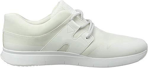 Fitflop Damen Anni Flex Slip On Sneaker, Weiß (Urban White 194), 42 EU