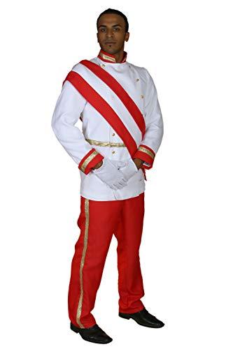 TH-MP Kostüm für Kaiser Franz Josef Gr. M Uniform Kaiserkostüm Österreich