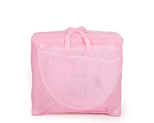 Kikka Boo Mom and Me Pink Melange - Cunas mecedoras