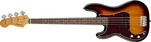 Squier by Fender Classic Vibe 60's Left-Handed Precision Bass - Laurel - 3-Color Sunburst