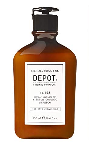 Depot nr. 102 anti-Dandruff & Sebum Control Shampoo.