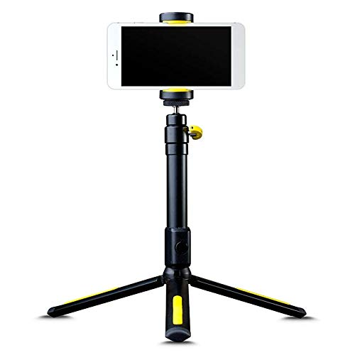 Phone Tripod by Black Eye - Phone Tripod & Filming Handle, Bluetooth Remote Shutter - FM001