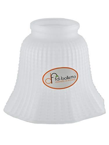 fd-bolletta arredamento e illuminazione Pantalla lampara, cristal de repuesto, pantalla de lampara,campana...